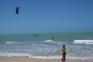 Kite à Galhinos