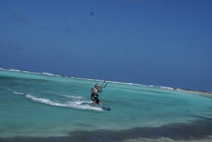 Kite à Francisqui