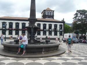Centre ville de Funchal