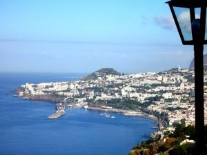 Le port de Funchal, la capitale