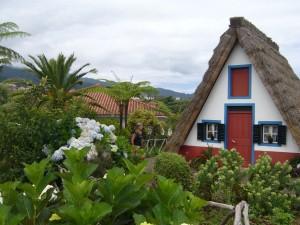 Maison traditionnelle de Santana