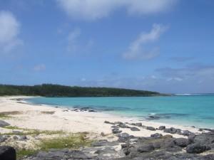 Une des superbes plages