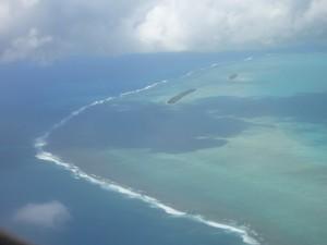 Le lagon de Rodrigues
