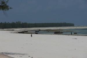 Le village de pêcheur d'Uroa