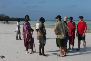 Autochtones et maassaî : entre tradition et modernité