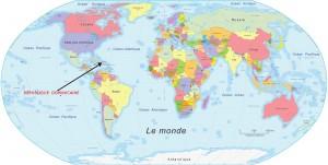 Situation dans le monde