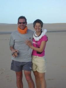 Bernard et Marie france