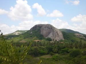 Parc de Pedra Da Boca