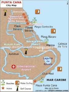 Punta Cana - Plage de Bavaro