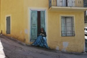 Peinture d'Argosolo