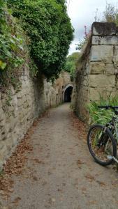 Parcours troglodytes de Sausay Champigny