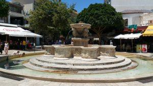 La fontaine Morozini